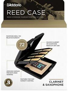 D'addario Reed Case Rvcase 04 Reed Stockage Humidification Système-afficher Le Titre D'origine Tpjqnkcj-07184644-523316063