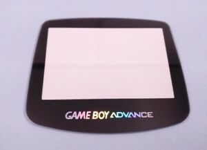 NEW-Tempered-Glass-Screen-Lens-Holographic-Letters-Nintendo-Gameboy-Advance