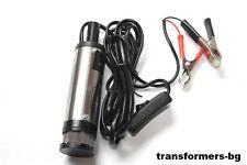Pumpe für Diesel Öl Wasser 12V Heizöl Transfer Tauchpumpe Filter New