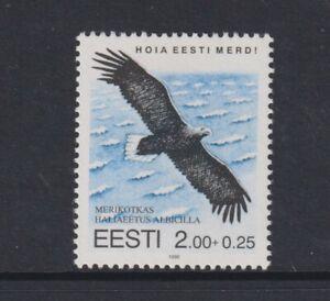 Estonia - 1995, Keep the Estonian Sea Clean, Sea Eagle Bird stamp - MNH - SG 262