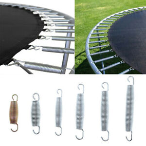 """Premium Trampoline Springs  1Pcs 3.5/"""" to 6.5/"""" Thicker Steel Weather Resistant"""