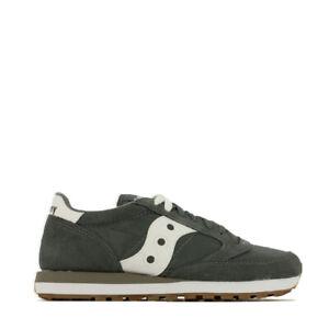 Saucony-Jazz-O-Sneaker-Uomo-2044-434-Black-White