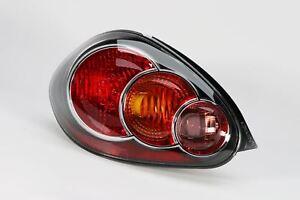Toyota-AYGO-09-14-Negro-Lampara-Luz-Trasera-izquierda-lado-pasajero-Cerca-N-S-OEM