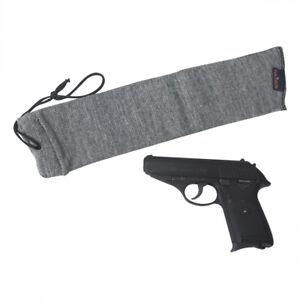 Tourbon-Silicone-Treated-Gun-Sock-Bag-Handgun-Sleeve-Pistol-Slip-Cover-AU-Post