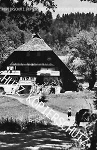Alter Hof im Schwarzwald - Bernecktal - Sulgen - Schramberg um 1950       A 1-35