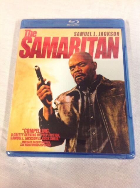 The Samaritan Blu-ray Brand New Factory Sealed Samuel Jackson