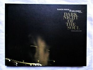 DARK NIGHT OF THE SOUL *SIGNED* by SPARKLEHORSE, DANGER MOUSE  & DAVID LYNCH 1st