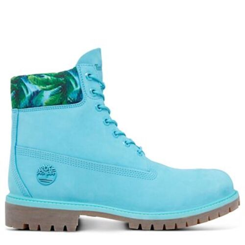 BNWB TIMBERLAND 6 INCH PREMIUM BOOTS TIDEPOOL EXCLUSIVE RELEASE UK9.5 RRP 170