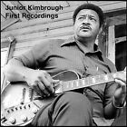 First Recordings by Junior Kimbrough (Vinyl, Apr-2009, Big Legal Mess Records)