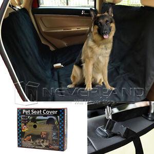 autoguard hunde schondecke r cksitzdecke r cksitz autoschondecke schutzdecke ebay. Black Bedroom Furniture Sets. Home Design Ideas