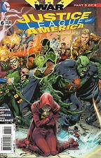 Justice League Of America #6 (NM)`13 Johns/ Lemire/ Mahnke