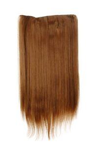 Postiche-Extension-Large-5-Clips-Dense-Lisse-Blonde-Venitienne-60-cm-L30172-27