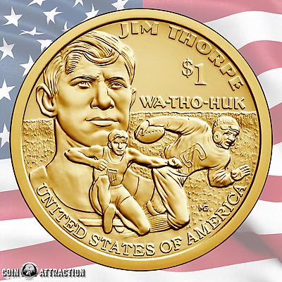 2000-P/&D $1 Sacagawea Dollar 2-Coin Set Uncirculated Mint State