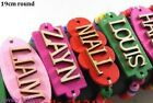 4 x ONE DIRECTION, 1D, Wooden Bracelets, Liam, Niall, Zayne, Louis, Collectables