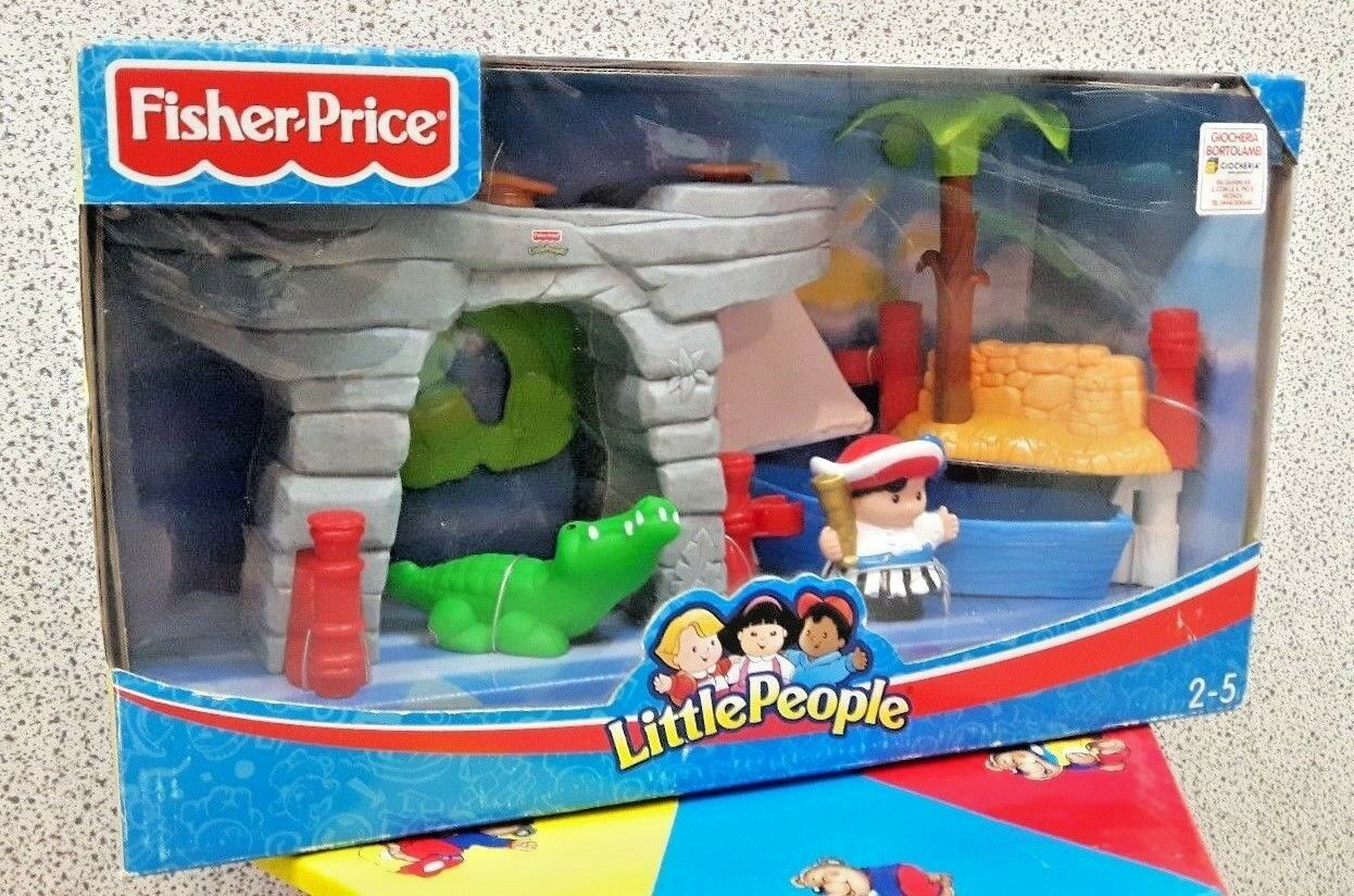 L'Isola dei Pirati by Little People Fisher Price
