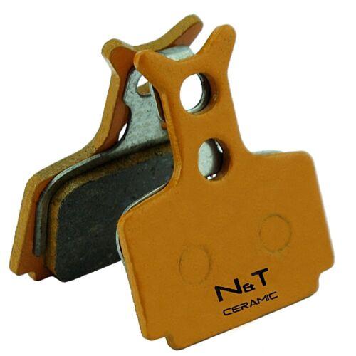 N/&T Formula R1 RR1 RX T1 CR1 CR3 The One MEGA C1 Ceramic Disc Brake Pads