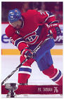 NEW 2014-15 P.K. SUBBAN MONTREAL CANADIENS PLAYOFFS TEAM ISSUE POST CARD RARE!