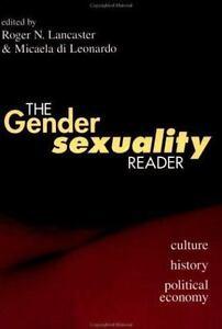 the gender sexuality reader lancaster in Meekatharra