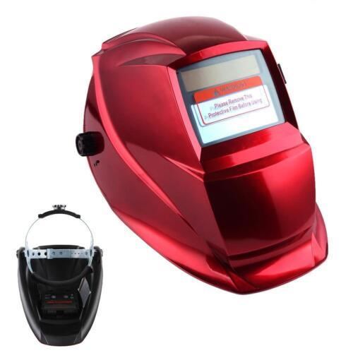 Solar Auto Darkening Welding Helmet Tig Mask Grinding Welder Mask Soldering GA
