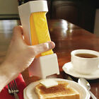 One Click Butter Cheese Cutter Butter Dish Slices Serves Stores Kitchen Tools
