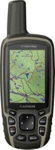 "Garmin GPSMAP 64sx robustes wasserdichtes GPS-Outdoor-Navi mit 2,6"" LCD NEU OVP"