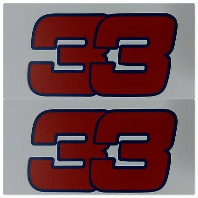 F1 red bull racing sticker MAX VERSTAPPEN 33 car sticker ...
