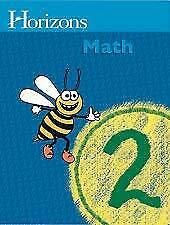 Horizons Mathematics 2 (1998, Paperback, Student Edition of Textbook)