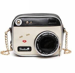 Women-Handbag-Chain-Messenger-Camera-Shoulder-Bag-Small-Vintage-Fashion-Totes