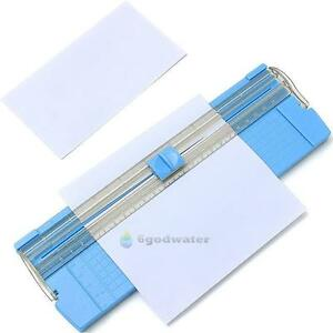 A4/A5 Precision Paper Photo Trimmers Cutter Scrapbook Trimmer Ruler Trim