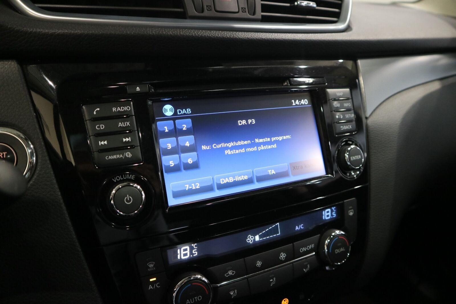 Nissan Qashqai 1,5 dCi 110 N-Connecta - billede 4