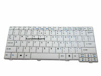 Genuine Acer Aspire One White Keyboard - Aezg5r00040