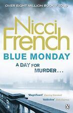 Blue Monday: A Frieda Klein Novel (Frieda Klein 1) by Nicci French | Paperback B