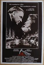 THE FIRST DEADLY SIN (1980) original US 1 Sheet film/movie poster, Frank Sinatra