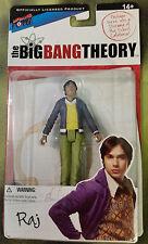 """New 2014 Big Bang Theory Dr. Rajesh """"Raj"""" Koothrappali Figure Bif Bang Pow!"""