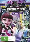 Monster High - Welcome To Monster High (DVD, 2016)