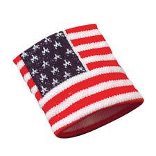 TNT Flag Stretch Wrist Band TNT Patriotic One Size Fits Most Vintage Rare