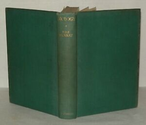 Biology-Introduction-to-Medical-And-Other-Studies-P-D-F-Murray-1950-HB