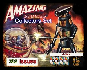 Amazing-Stories-collection-fantasy-science-fiction-Action-Tale-302-issues