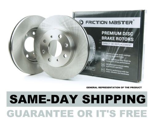 Front Premium Brake Rotors 2014 2015 2016 CHEVROLET IMPALA NEW BODY STYLE MODEL