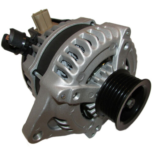 NEW HIGH OUTPUT 320 AMP ALTERNATOR FOR FORD MUSTANG 3.7L DENSO HAIRPIN 11-14