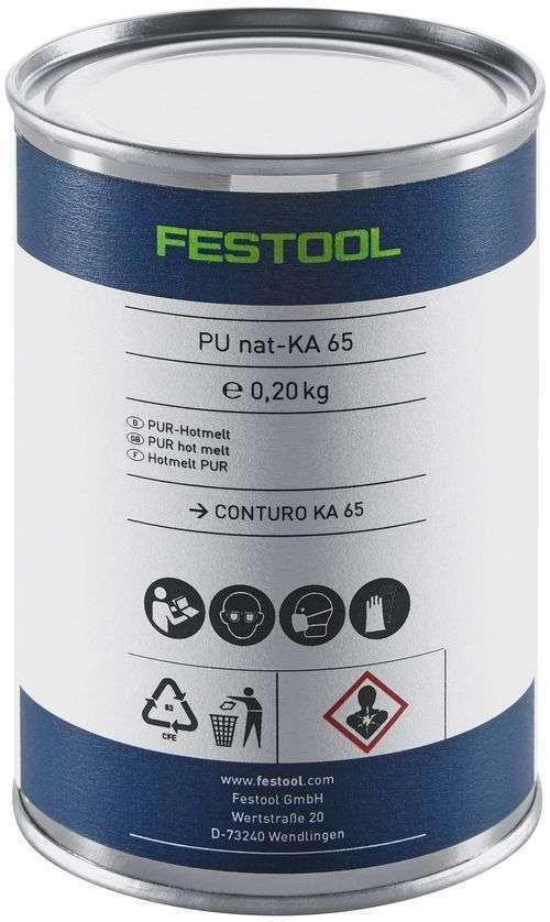 Festool PU-Klebstoff natur 4x-KA 65 200056 PU Kleber