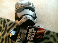 Star Wars The Force Awakens 18cms Captain Phasma Soft Toy