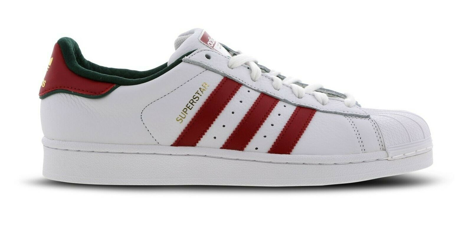 [Adidas] D96974 Superstar Men Women shoes Sneakers White