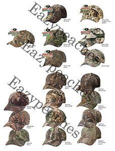 Kati-NEW-Adjustable-Camouflage-Cap-Hat-MOSSY-OAK-REALTREE-AP-MAX4-TIMBER-Camo