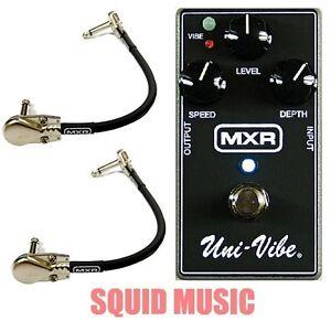 MXR-Uni-Vibe-M-68-Chorus-Vibrato-Guitar-Effects-M68-2-MXR-PATCH-CABLES