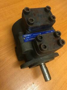 PFE-31036-1DT Yuciyeya Yuci Atos Hydraulic Single Rotary Vane Pump Displacement