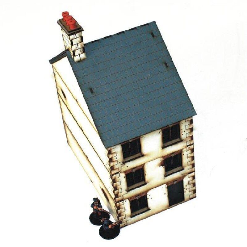 28MM Tre Piano Staccata Casa - 4GROUND - 28S-WAW-105 -  Spedizione Primo classee  Spedizione gratuita al 100%