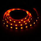 Non-waterproof 1M 5050 DC 12V Yellow SMD 60 LED Flexible Strip Christmas Party