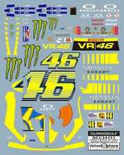 DECALS 1/24 FORD FIESTA RS WRC #46.ROSSI MONZA 2013  - COLORADO  24151