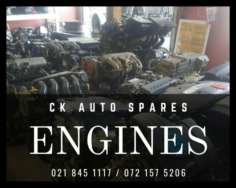 Original used engines for sale